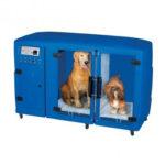 KYKLON presenta cabina de secado con sistema Confort Dry