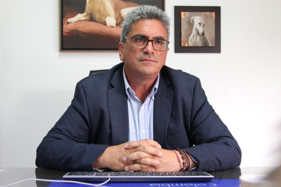 Conociendo a Luis Alberto Martín Leudo, Presidente de la ACCC