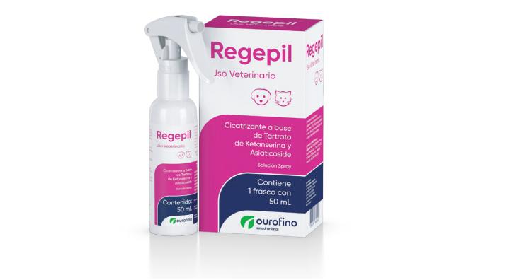 Regepil llega a Colombia con su potente acción cicatrizante