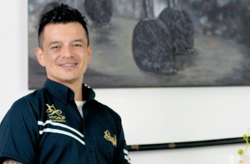 César Salamanca, embajador del grooming colombiano